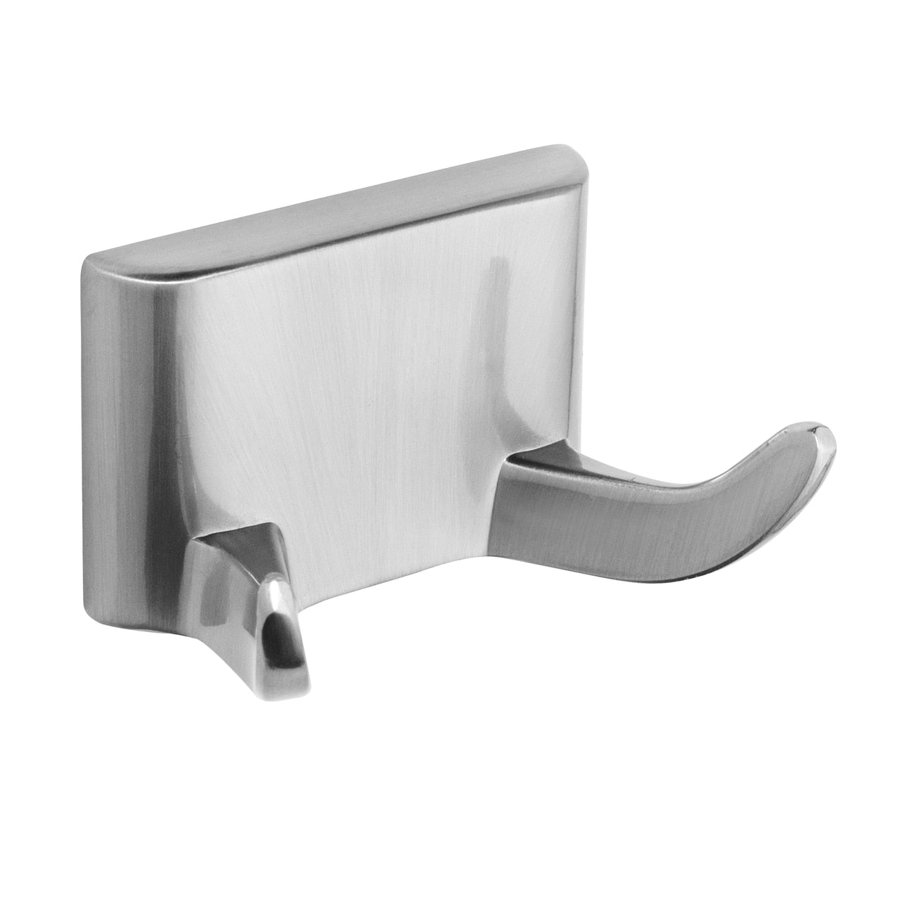 Designers Impressions Eclipse Series Satin Nickel Robe Hook