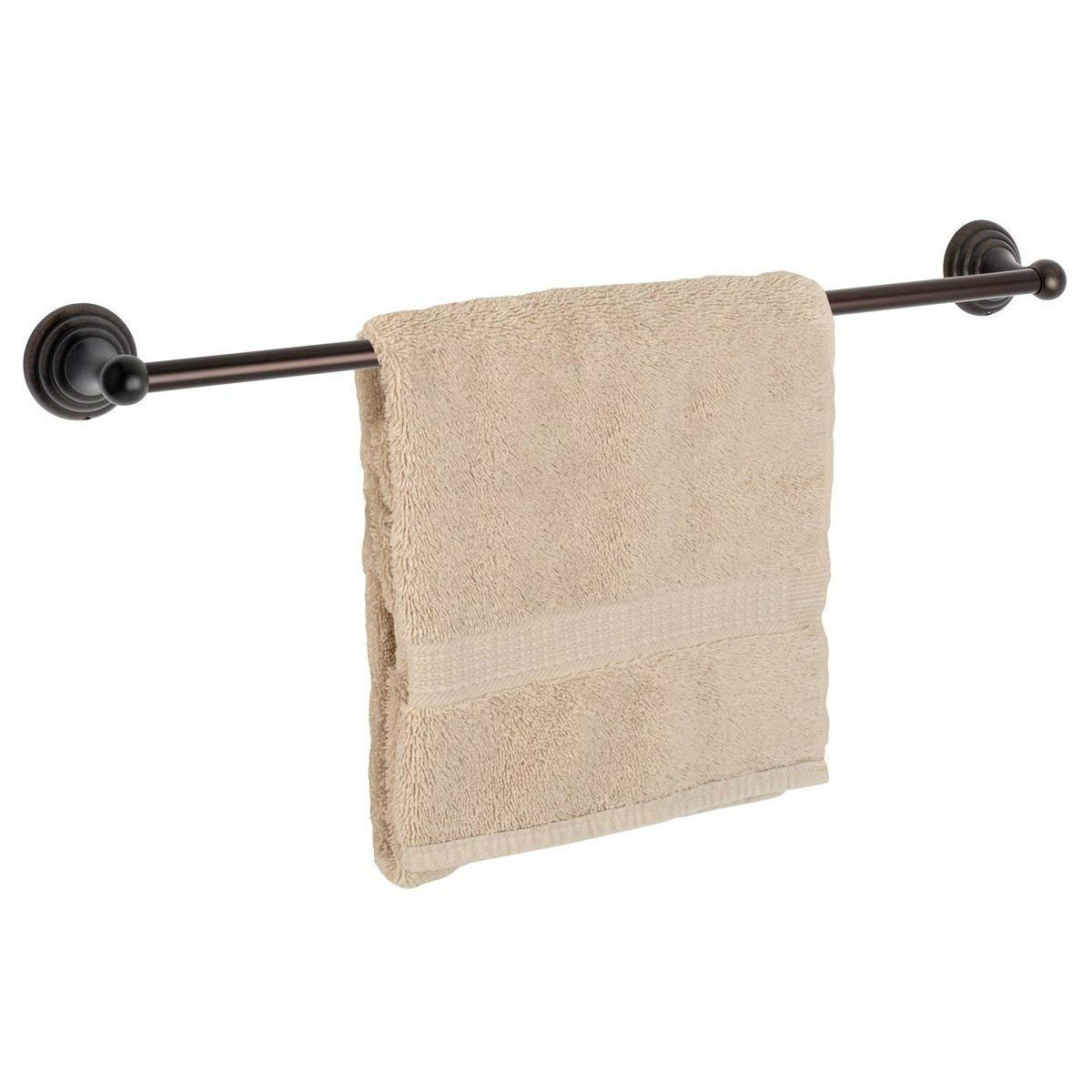 "Dynasty Hardware Bel Air 7530-ORB Oil Rubbed Bronze 30"" Single Towel Bar"