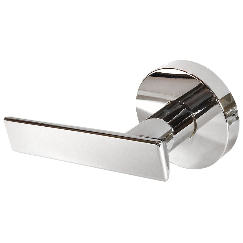 Laurel Design Polished Chrome Dummy Door Lever