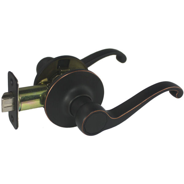 Richmond Passage Door Lever (Oil Rubbed Bronze)