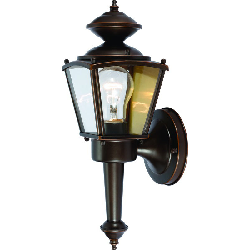 Rust Outdoor Patio/Porch Exterior Light Fixture