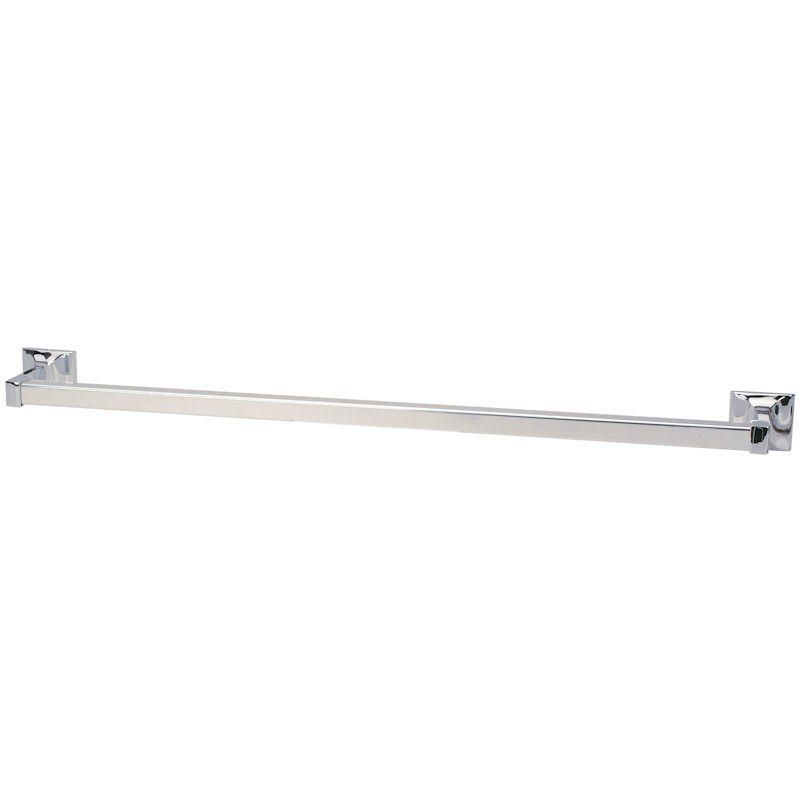 "Sunset Series Polished Chrome 24"" Towel Bar"