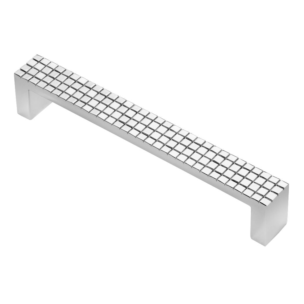 Trousdale 128mm Pull, Polished Chrome