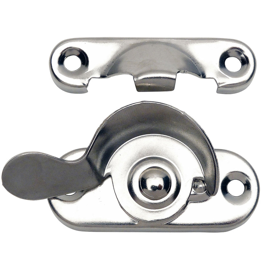 Window Lock, Polished Chrome