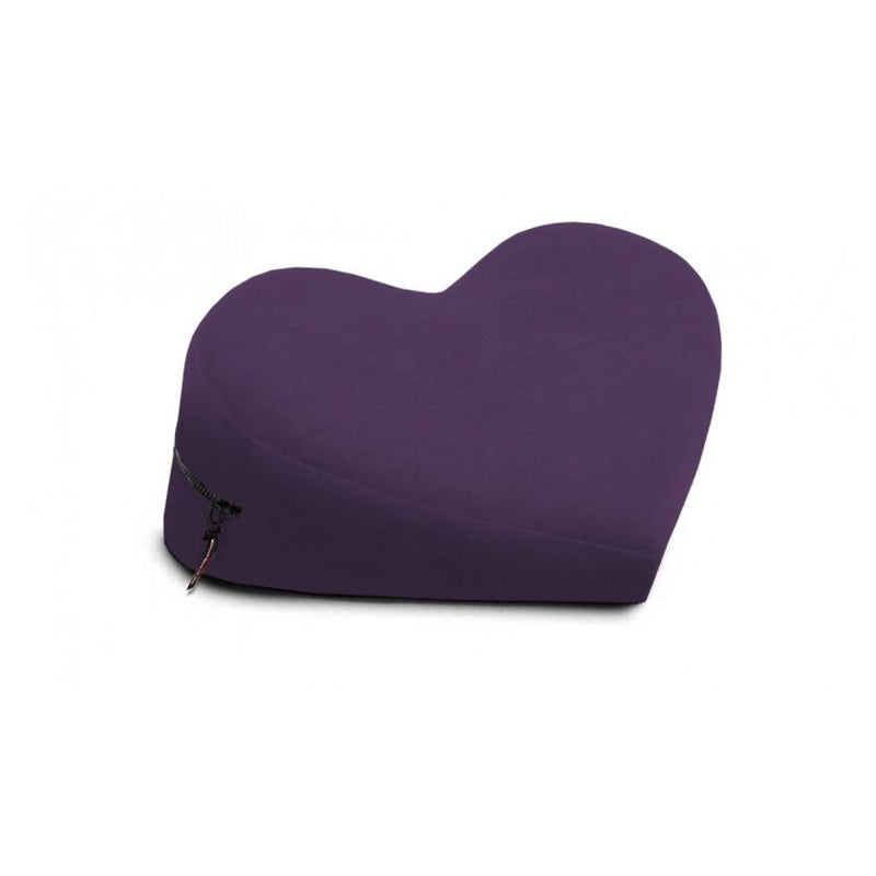 Liberator Heart Wedge Plum - The Chocolate Men Adult Store