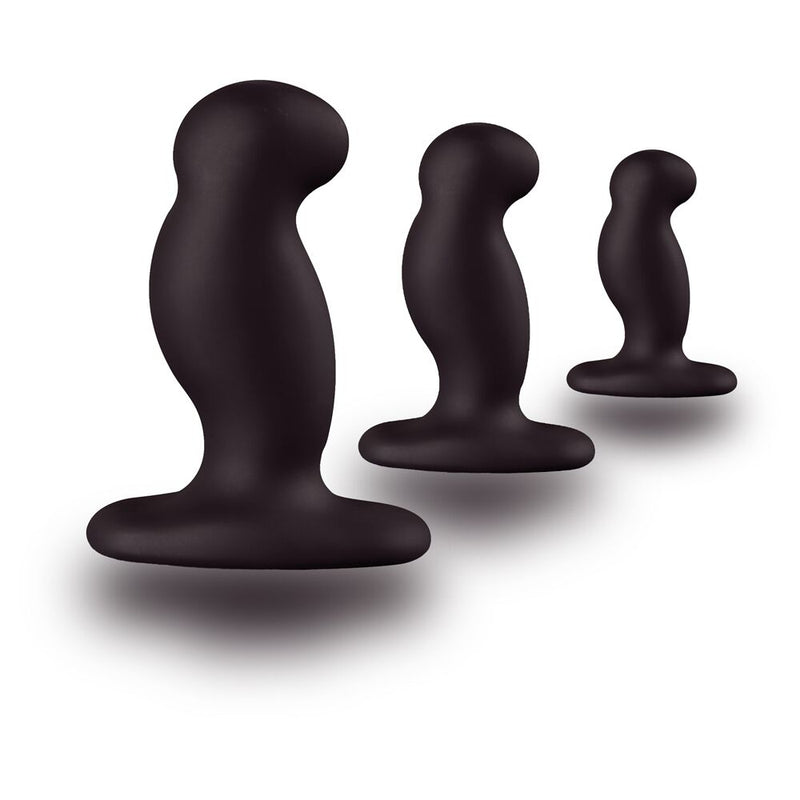 Nexus Anal Starter Kit Black - The Chocolate Men Adult Store