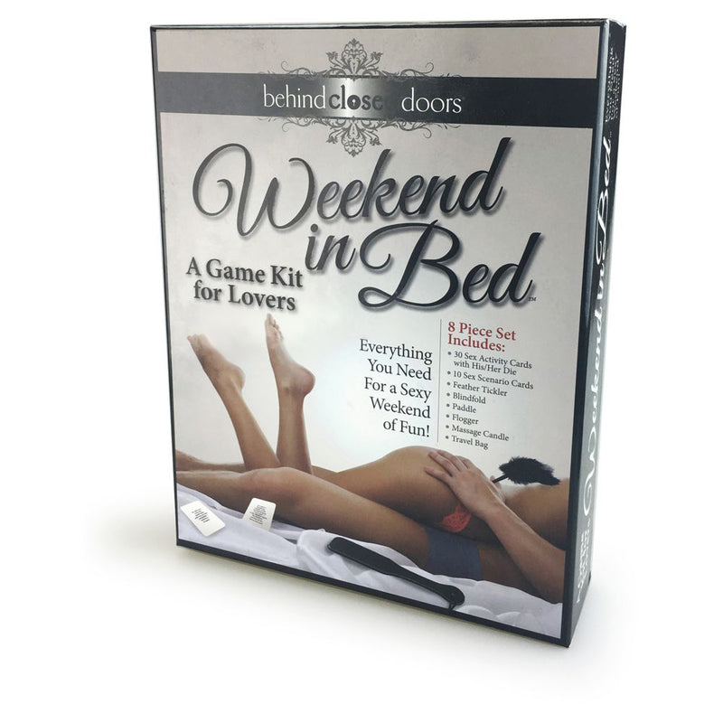 Little Genie Weekend In Bed Game Kit - The Chocolate Men Adult Store