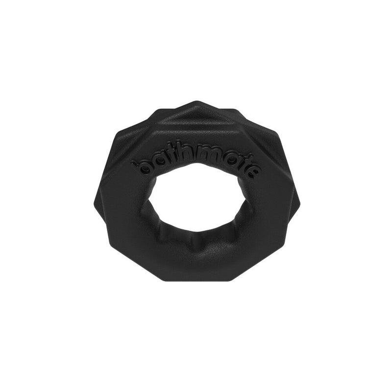 Bathmate Spartan Ring Black - The Chocolate Men Adult Store