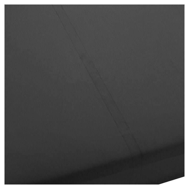 KINK Wet Works Fitted Waterproof Sheet Black King - The Chocolate Men Adult Store