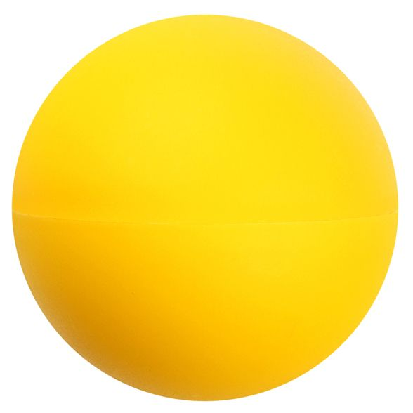 Linx Pop Stroker Ball Clear/Yellow - The Chocolate Men Adult Store