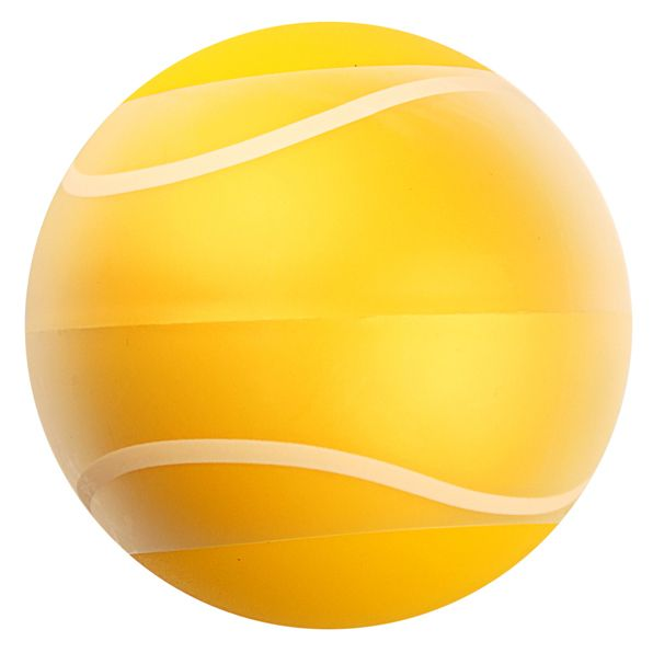 Linx Ace Stroker Ball Clear/Yellow - The Chocolate Men Adult Store