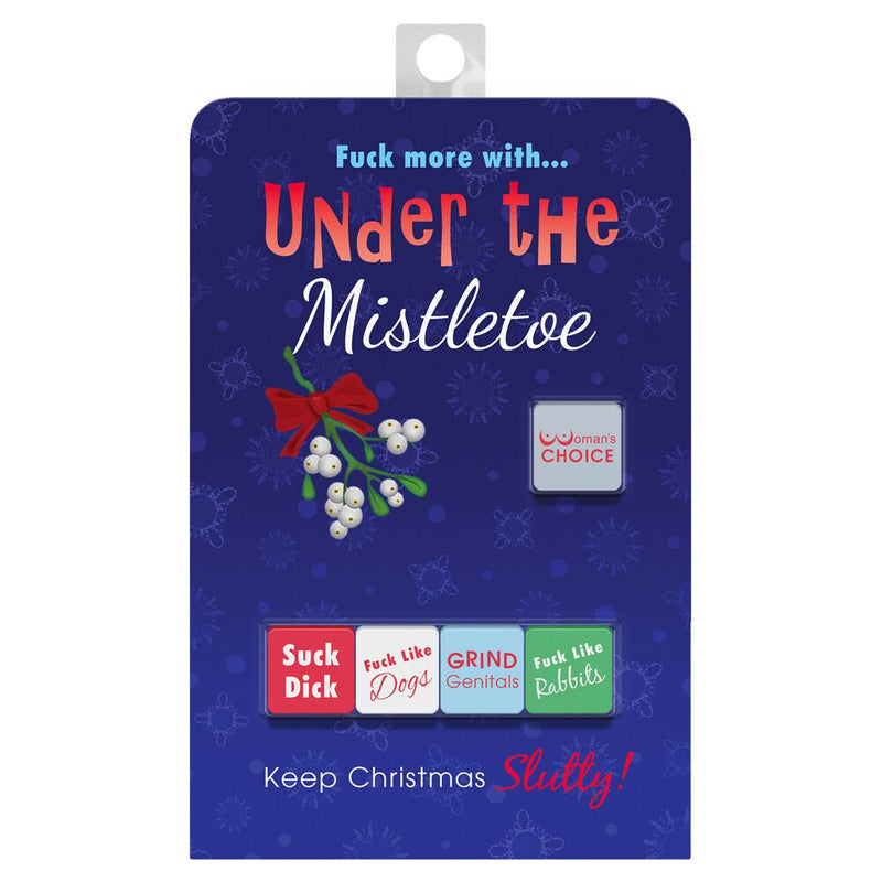 Kheper Games Under the Mistletoe - The Chocolate Men Adult Store