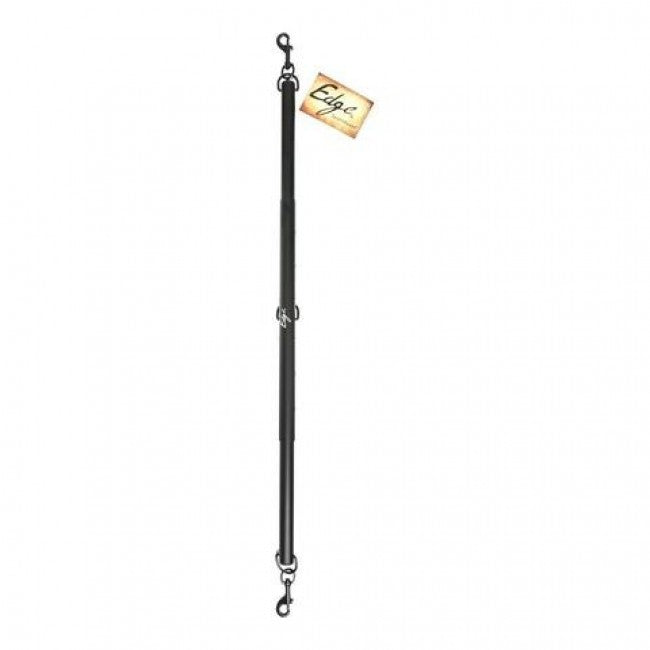 Edge Adjustable Spreader Bar Black - The Chocolate Men Adult Store