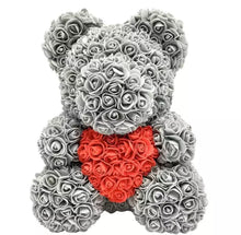Load image into Gallery viewer, Cupid's Heart Bear - 16 inch
