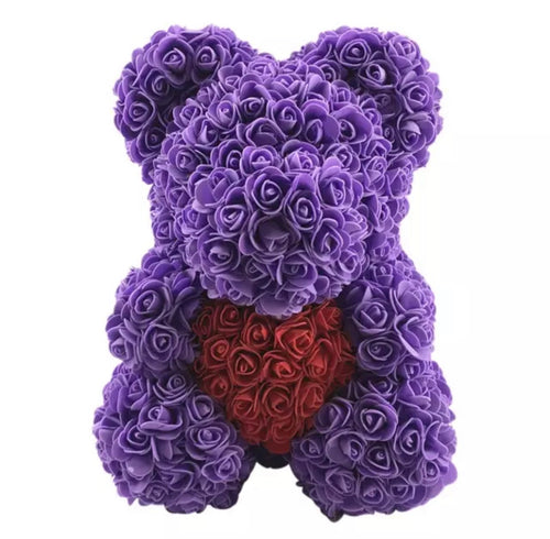 Cupid's Heart Bear - 16 inch
