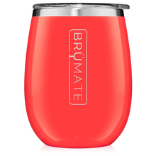 Load image into Gallery viewer, UNCORK'D XL 14oz Wine Tumbler | Coral