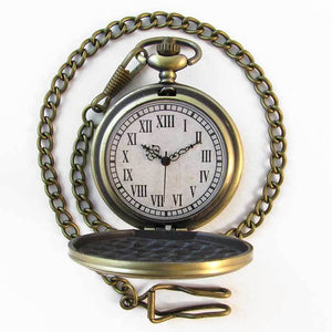 Thirteen Hour Pocket Watch - TheExCB