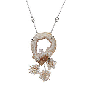 Sylphide Collection Flora necklace