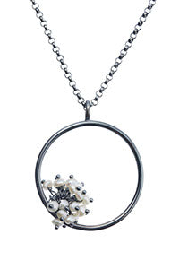 Undina Collection Adva pearl large pendant