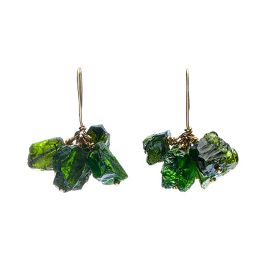 Voyageuse Collection Leskea drop earrings
