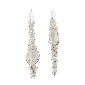 Sylphide Collection Papillon earrings