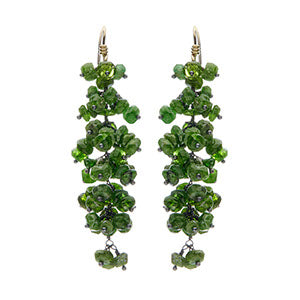Voyageuse Collection Pellia earrings