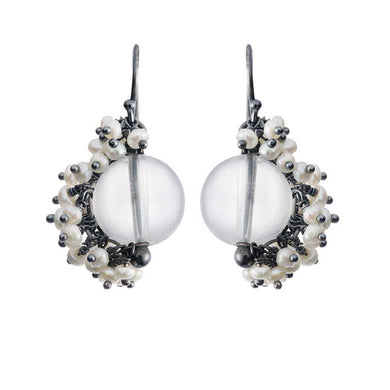 Undina Collection Venus Small Drop Earrings