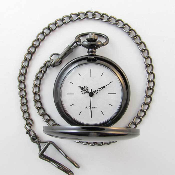 Minimal Pocket Watch 01 - TheExCB