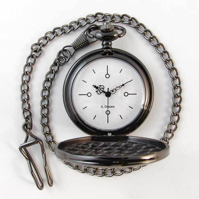 Minimal Pocket Watch 03 - TheExCB