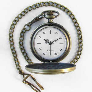 Minimal Pocket Watch 04 - TheExCB