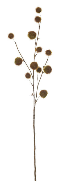 Pom Pom Spray - Brown