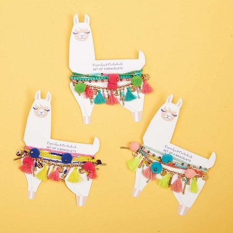 Llama Assorted Bracelet - Choose Your Style