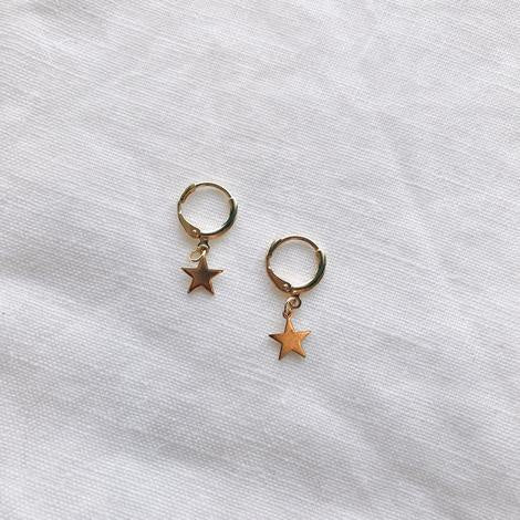Mini Stars Earring