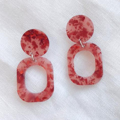 Dakota Earring - Red