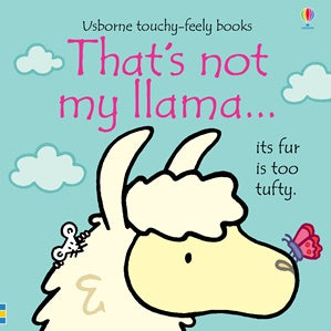 That's Not My Llama Book
