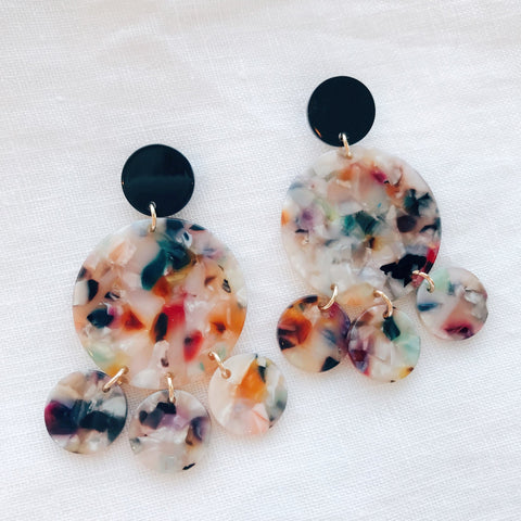 Harlow Earring - Colourful
