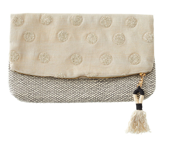 Yasmin Foldable Clutch Bag