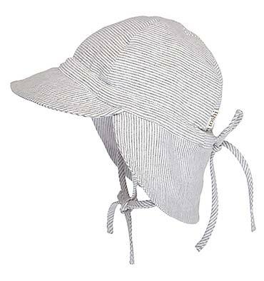 Toshi Flap Cap - Dove