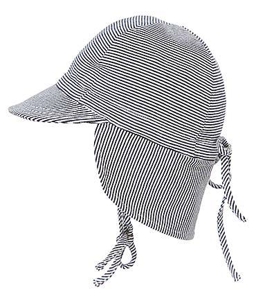 Toshi Flap Cap - Periwinkle