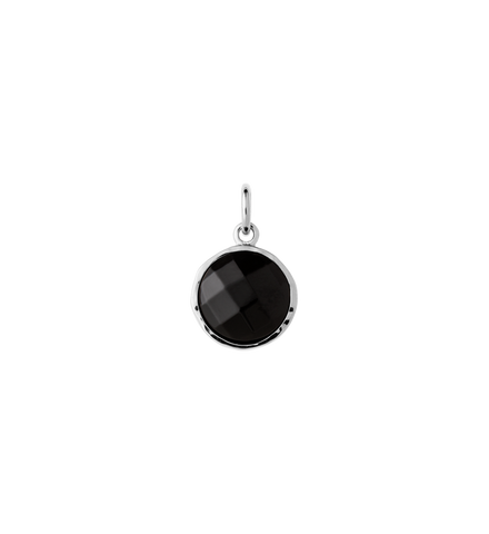 Kirstin Ash Collect - Black Onyx Silver