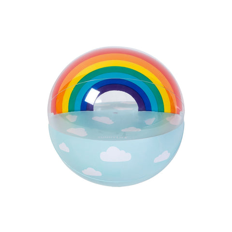 Inflatable Beach Ball - Rainbow