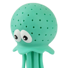 Octopus Bath Squirter - Neon Turquoise