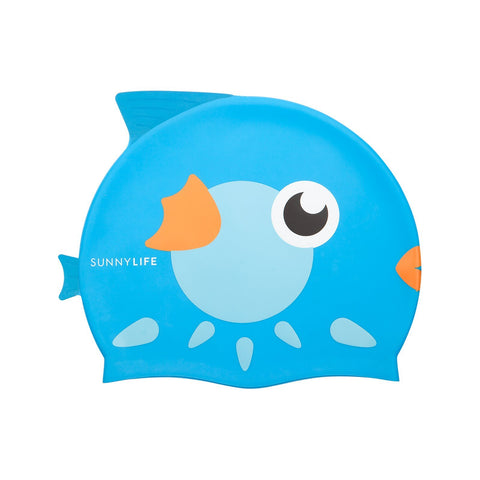 Swimming Cap - Pufferfish