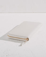 The Horse Slimline Wallet - Off White