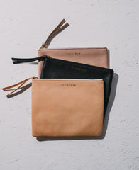 The HorseZip Clutch in Blush