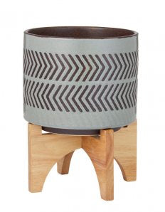 Valdez Planter Pot w/ stand