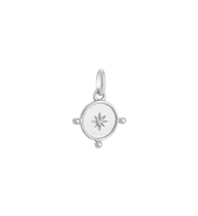 Kirstin Ash - Voyager Coin Charm Silver