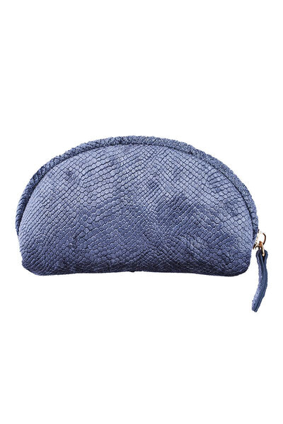 Lavaux Coin Purse - Blue Grey
