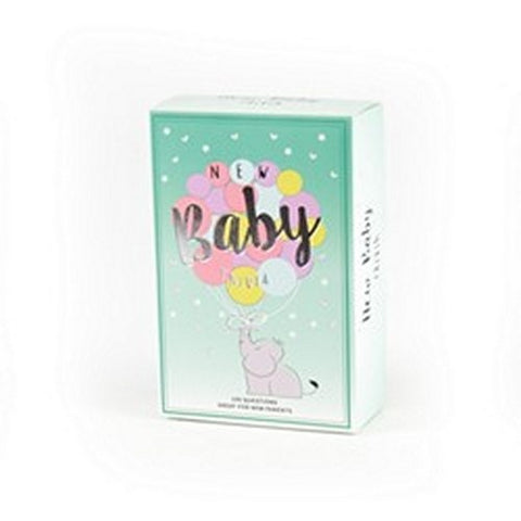New Baby Trivia Cards