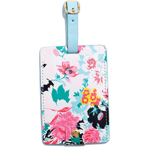 Luggage Tag Florabunda